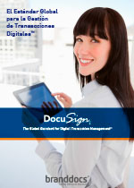 Folleto Docusign