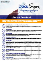 Folleto Por qué DocuSign