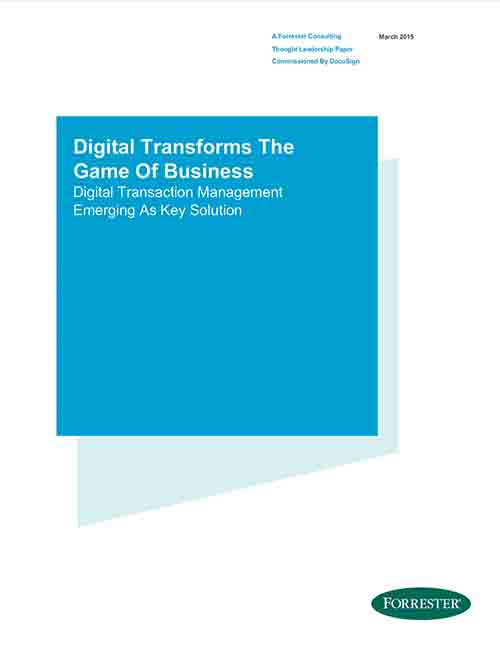 Digital Transforms The Game Of Business
